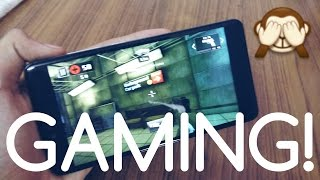 [Hindi] | Micromax Canvas Evok Gaming Review with all type Games!