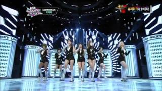 120906 T-ara - Sexy Love Live HD