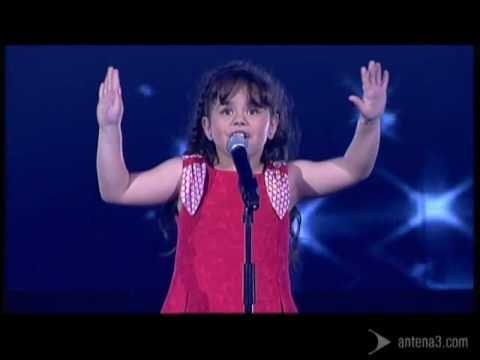 Quiero Cantar Lucía canta Nella Fantasía