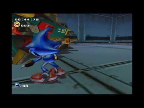 Xxx Mp4 Sonic Adventure 2 Battle Metal Sonic Vs B 3x HOT SHOT Dolphin Emulator 3gp Sex