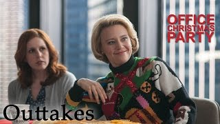 OFFICE CHRISTMAS PARTY | Bad Things About The Internet | Official Outtakes