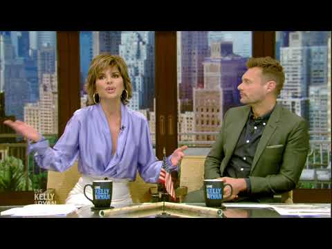 Lisa Rinna's Canada Cottage Vacation