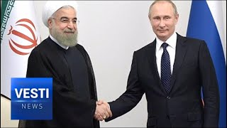 Iranian Relations With US Wane as Relations With Russia Warm During Putin Visit to Iran
