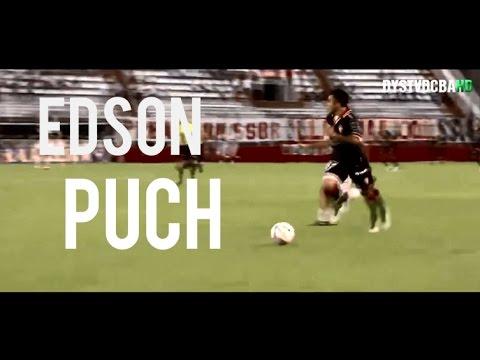 Edson Puch Mejores Jugadas Pases & Goles ●2015 HD