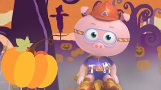 Super Why Full Episodes - The Ghost Who Was Afraid of Halloween 🎃 S01E35 (HD)
