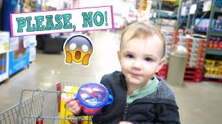 My WORST Mom Fear Came True.. // vlog - Mommy Etc