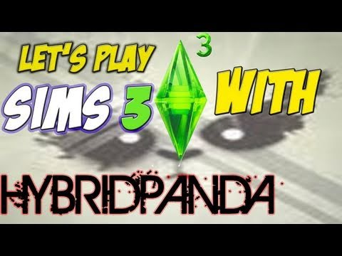 Lets Play Sims 3 - ep 3 - Pizza Boy Harassment