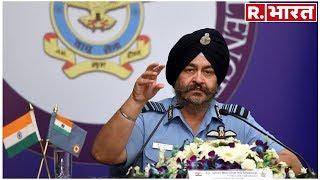 आर्मी चीफ बीएस धनोआ के बड़ा बयान, कहा - 'सीमा पर हमारी नज़र, हर चुनौती के लिए तैयार एयर फोर्स'