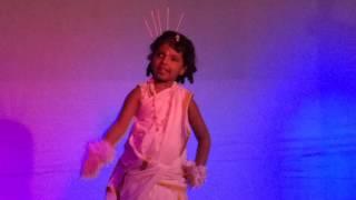 Kada Dili tu kene of five years old Tanisha