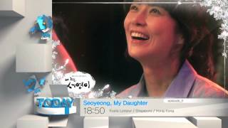 [Today 10/20] Seoyeong, My Daughter - ep.5