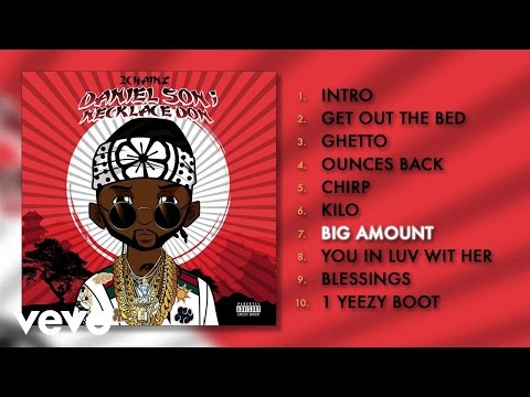 2 Chainz ft. Drake Big Amount Official Audio