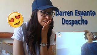 Darren Espanto -Despacito Remix feat. Justin Bieber (Cover ) _ REACTION