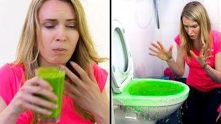 How Girls Get Ready - Breakup & Food Struggles!
