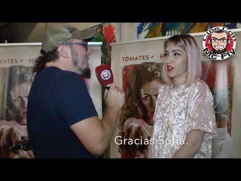 """Xxx Mp4 VideoEntrevista Sofia Gala Castiglione Protagonista De """"Madraza"""" 3gp Sex"""