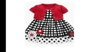 Baby girl cotton frock designs