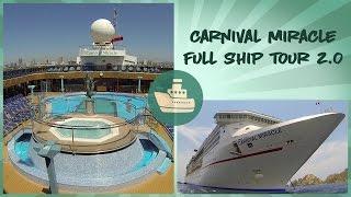 Carnival Miracle Tour - Full Ship 2 0