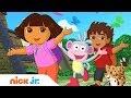 Dora poznaje świat | Piosenka czołówkowa | Nick Jr. Polska