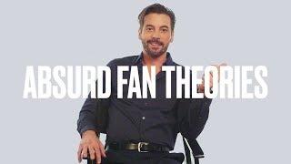 Skeet Ulrich Responds to Riverdale Fan Theories | ELLE