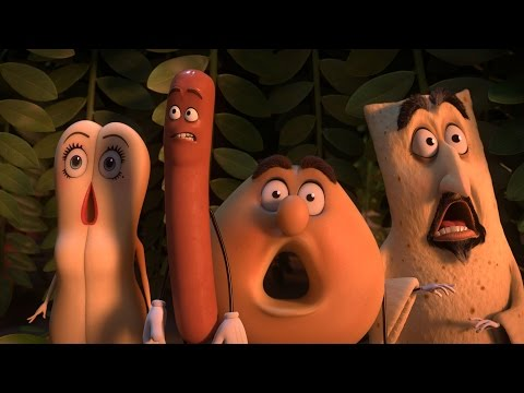 SAUSAGE PARTY - Official Restricted Trailer - In Cinemas August 11