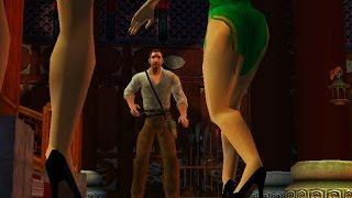 Indiana Jones and the Emperor's Tomb Full Movie All Cutscenes Cinematic