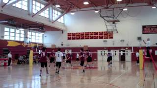 Part 2: 2012 AAA SF Boys Volleyball Championships