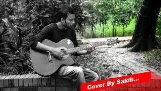 Obujhmon Hridoy Khan cover by Sakib Hasan