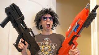 NERF GUN HALO WAR!