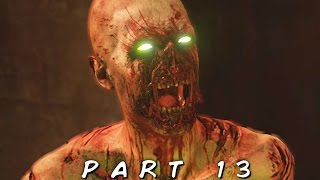 DEAD RISING 4 Walkthrough Gameplay Part 13 - Evolved Zombies (XBOX ONE S)