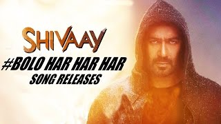Bolo Har Har Har Full Video Song Release Ft Ajay Devgn, Badshah   SHIVAAY Movie   Bollywood News