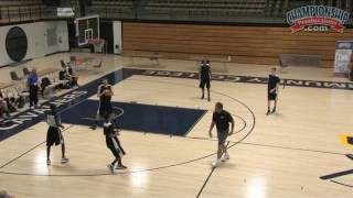Half Court Offense with Multiple Options!