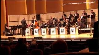 Moten Swing—Central Washington University Jazz Band 1