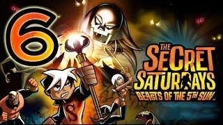 The Secret Saturdays: Beasts of the 5th Sun (Wii, PS2, PSP) Walkthrough Part 6