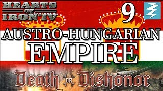 TIME FOR PEACE? [9] Death or Dishonor - Hearts of Iron IV HOI4 Paradox Interactive