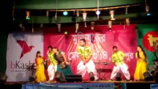 King Sakib Khan Super hit dans .Chadpur