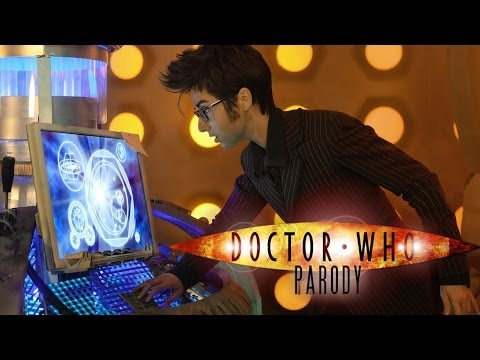 Doctor Who Parody by The Hillywood