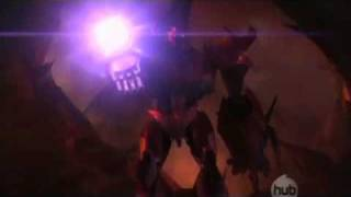 Transformers Prime Opening