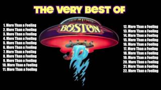 Boston: Greatest Hits - 1970's Classic Rock