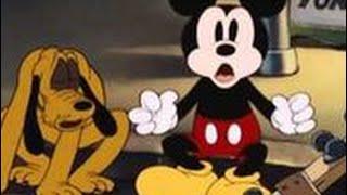 Exposicion canina MICKEY MOUSE Y PLUTO -  Dibujos animados, vijos cortos de Disney en espanol latino