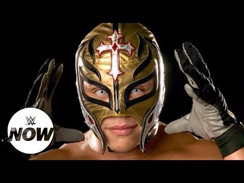 What Rey Mysterio said about Kalisto's title win: WWE Now
