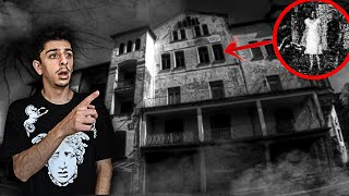 Spending 24 Hours in the Most HAUNTED HOTEL in the WORLD!