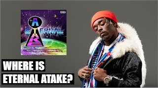 Why Lil Uzi Vert Hasn't Dropped Eternal Atake