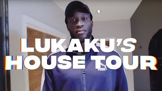 Inside Romelu Lukaku's House: Take a Tour of Manchester United Striker's Pad with Taylor Rooks