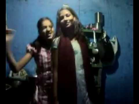 Two young Girls Sexy Dance in Home(India)