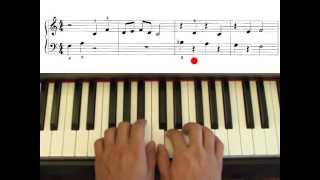 John Thompson`s easiest piano course, part 2, Sunrise