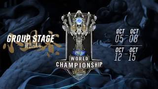 Group B Tiebreaker #2 Worlds Group Stage Match Highlights 2017