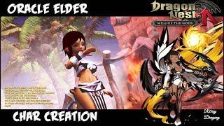 Dragon Nest Korea : New CLass Oracle Elder Char Creation