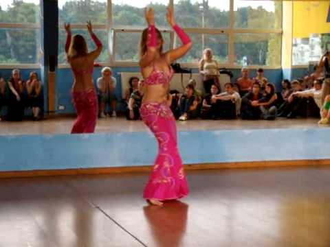 Eyyam Beledi Balady Style Oriental Belly Dance Orientalny Taniec Brzucha Improvisation