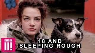 Eighteen And Sleeping Rough | Girls Living On The Streets Of Brighton
