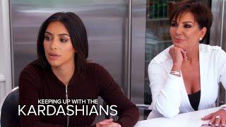 KUWTK   Kim Kardashian Reveals Kanye's Wild Music Video   E!