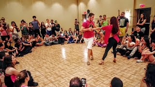 Gallant - Weight In Gold - Bruno Galhardo & Hannah Miller-Jones - 2016 DC Zouk & Kizomba Festival